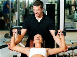 Want to get paid to go to the gym? Become a personal trainer